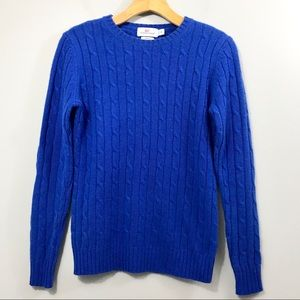 Women's Vineyard Vines Cashmere Cable Sweater